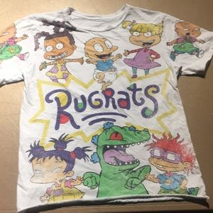 Forever 21 rugrats tee
